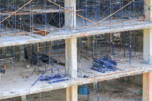 New Beaverton Commercial Foundation building