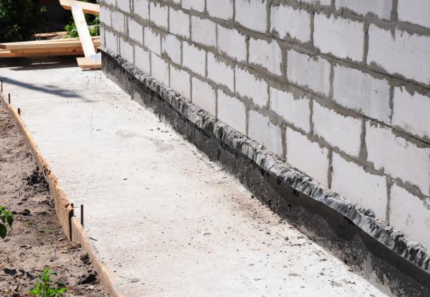bowing wall repair